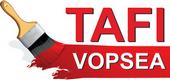 Vopsea industriala, Tencuiala decorativa, Vopsea Epoxidica | TAFI VOPSEA Logo